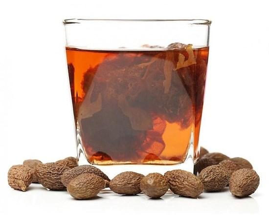 hạt lười ươi chữa viêm đường tiết niệu